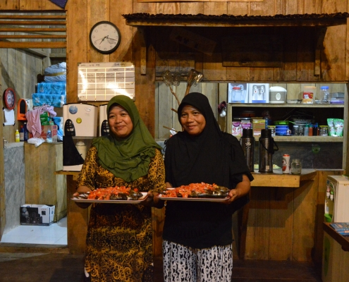 Cooking Staff Women