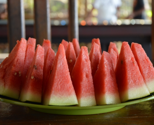 Watermelon Meal