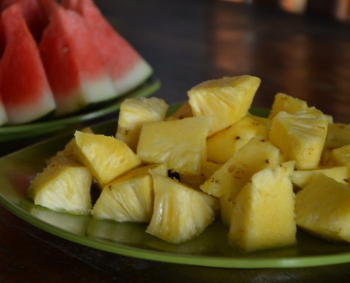 Pineapple Meal